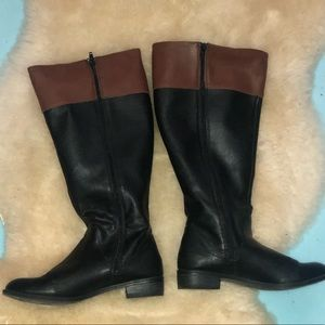 Macy's Shoes - Wide Calf Riding Boots